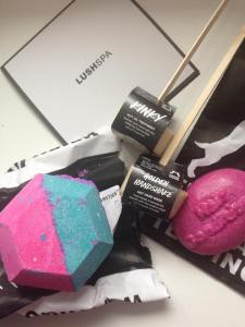 Thank you Lush Southampton